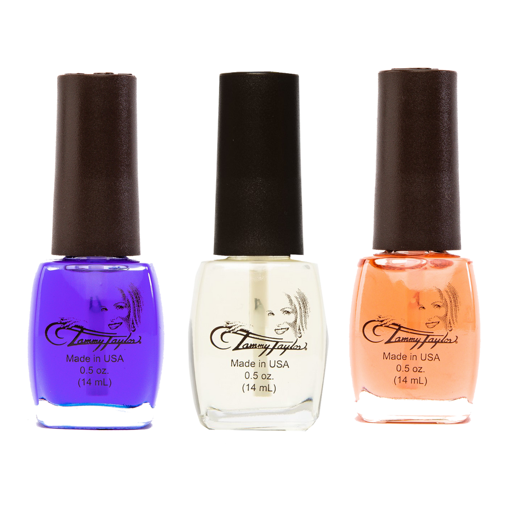 Cuticle Oil Trio