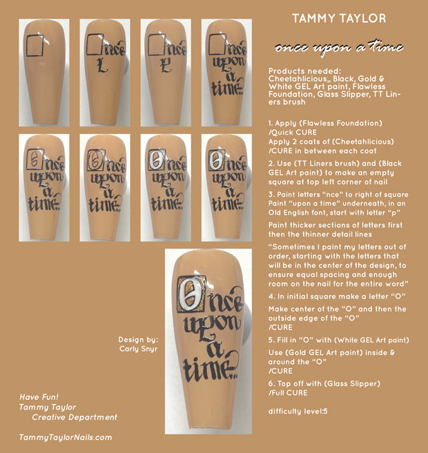 Once Upon A Time Step By Step Bundle