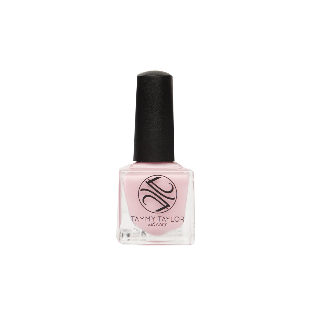 Pink Plumeria Nail Lacquer