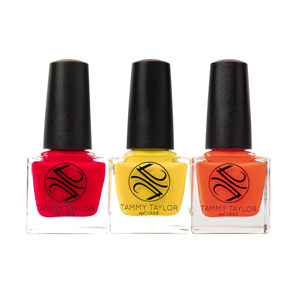 Pop Art Nail Lacquer Bundle