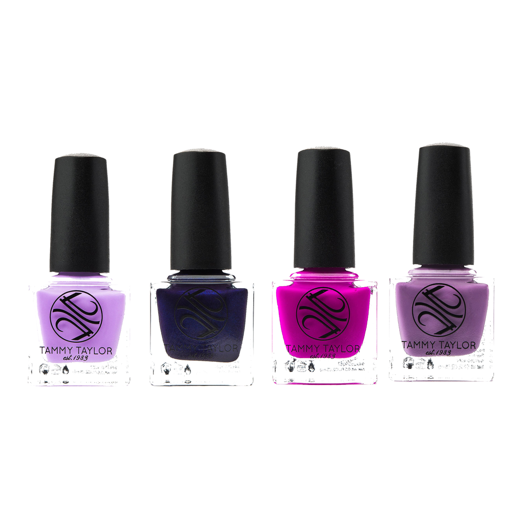Radiant Royalty Nail Lacquer Bundle