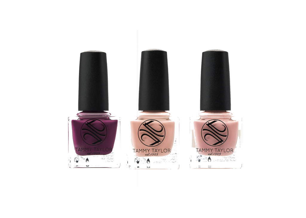 Simple Sophistication Nail Lacquer Bundle