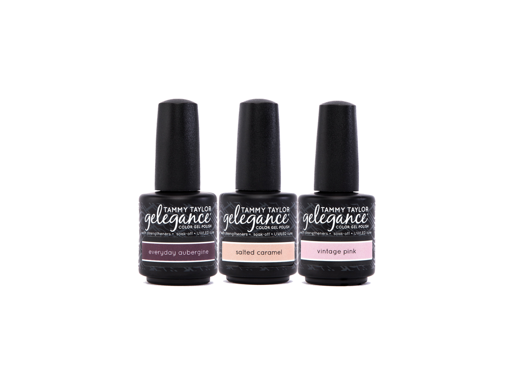 Simple Sophistication Gelegance Gel Polish Bundle