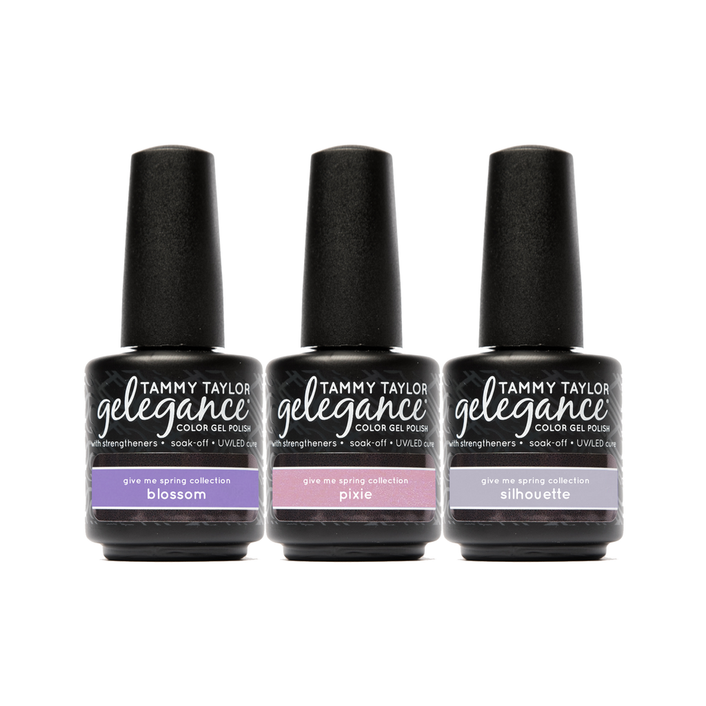 Give Me Spring Gelegance Gel Polish Bundle