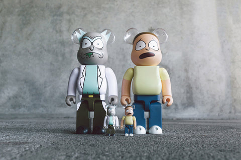 BAIT x Rick and Morty