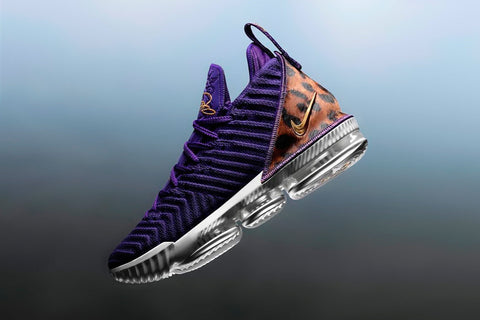 "Nike LeBron 16 ""King Court Purple"""