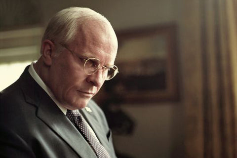 Christian Bale in  'VICE'