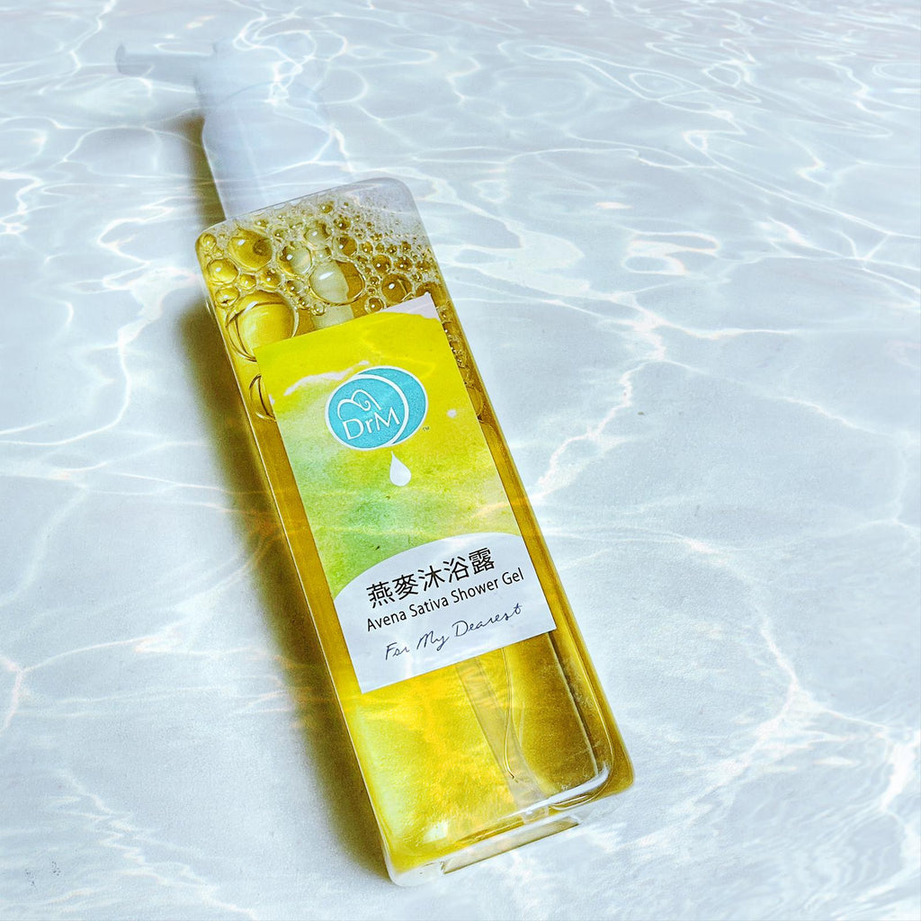 燕麥沐浴露 Avena Sativa Shower Gel