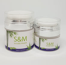 Load image into Gallery viewer, S&M - Scrub Mask Combo: 50g