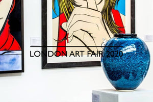 <strong>London Art Fair 2020:</strong> Exceptional modern and contemporary art. Represented by The Cynthia Corbett Gallery