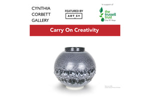 <strong>Carry On Creativity | In Support of The Trussell Trust</strong> Represented by the Cynthia Corbett Gallery