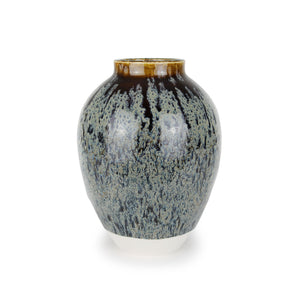 Albert Montserrat - Small Vessel with Oil Spot Glazes