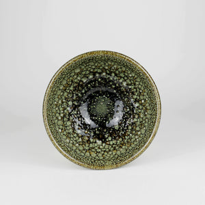 Albert Montserrat-Oil Spot Glazes on Porcelain