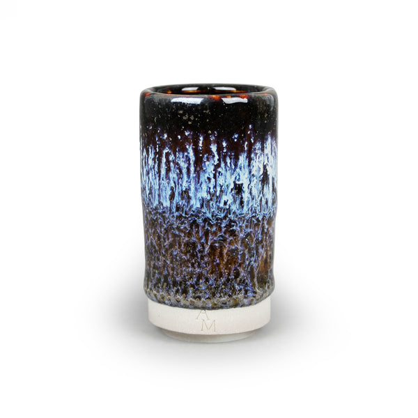 Albert Montserrat - Oil Spot Glazes on Porcelain