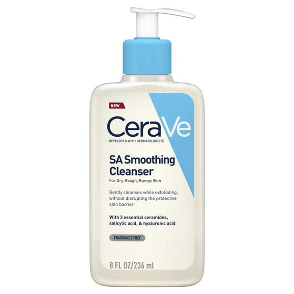 CeraVe SA Smoothing Cleanser 236ml