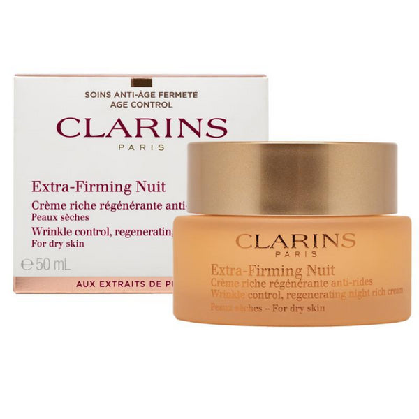Clarins Extra Firming Nuit Night Cream Dry Skin 50ml