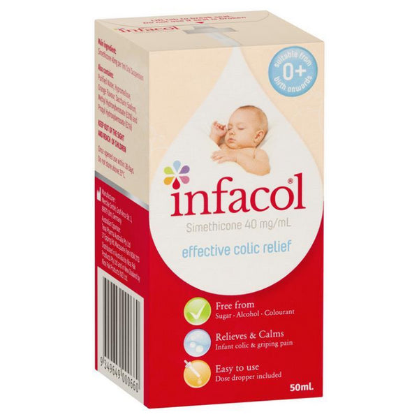 Infacol Effective Colic Relief 50ml