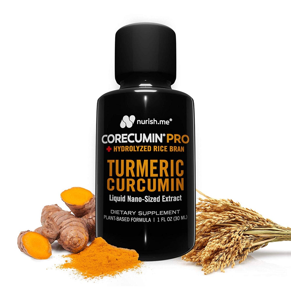 CoreCumin® 30 mL PRO with Hydrolyzed Rice Bran