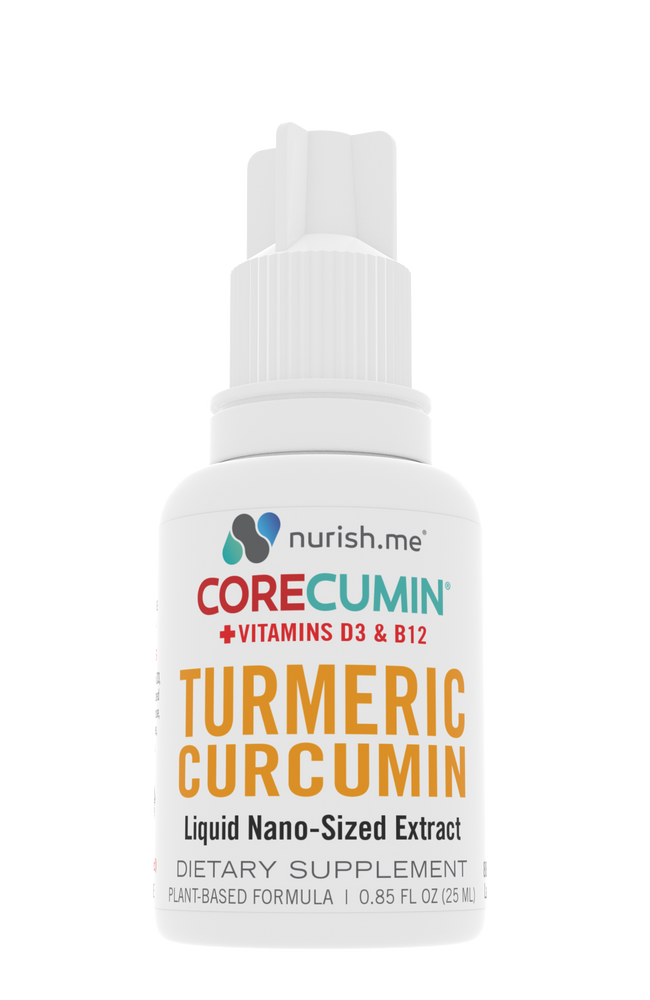 CoreCumin® 25 mL Original Formulation