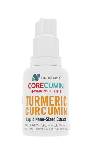 CoreCumin® (25 mL) Natural Joint & Immune System Support