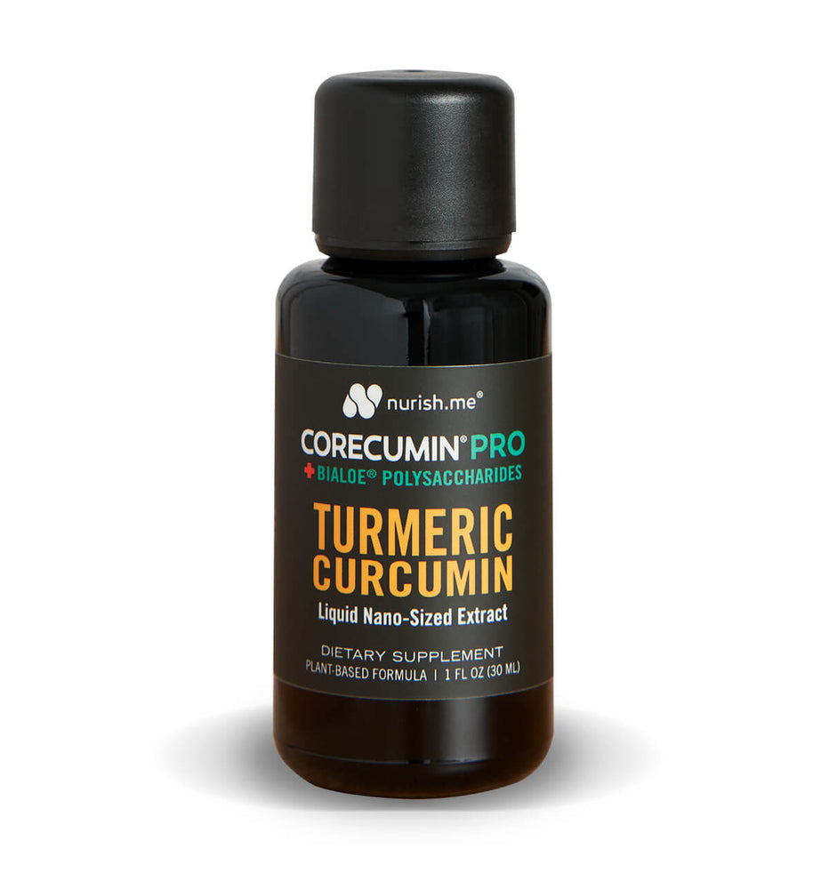 CoreCumin® 30 mL PRO with BiAloe®
