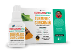 CoreCumin® 25 mL PRO Advanced Formulation with BiAloe® supports healthy blood sugar and cholesterol levels, gastrointestinal functioning, and antioxidant activities.
