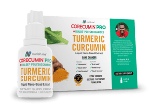CoreCumin® (25 mL) PRO BiAloe® | Natural Joint & Immune System Support