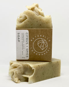 Citrus & Spice Soap