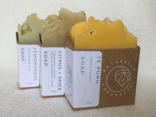 Soaps 3 for $20 - The Citrus Collection