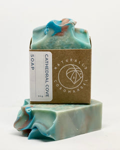 Cathedral Cove Soap