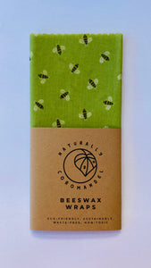 Beeswax Wrap - Honeybee