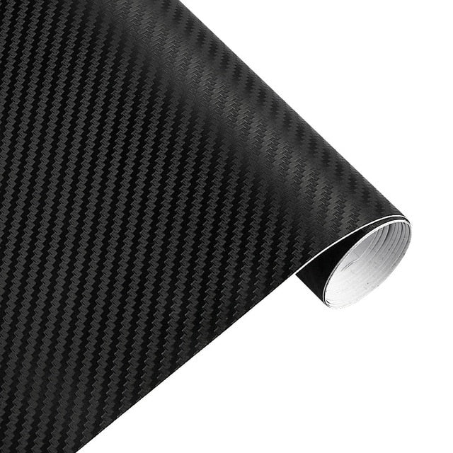 200cm*30cm Carbon Fiber Wrap sheet (12 colors) for all vehicles
