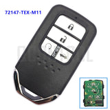 Smart Key for Honda Civic 72147-TEX-M11 10th Generation Remote Control
