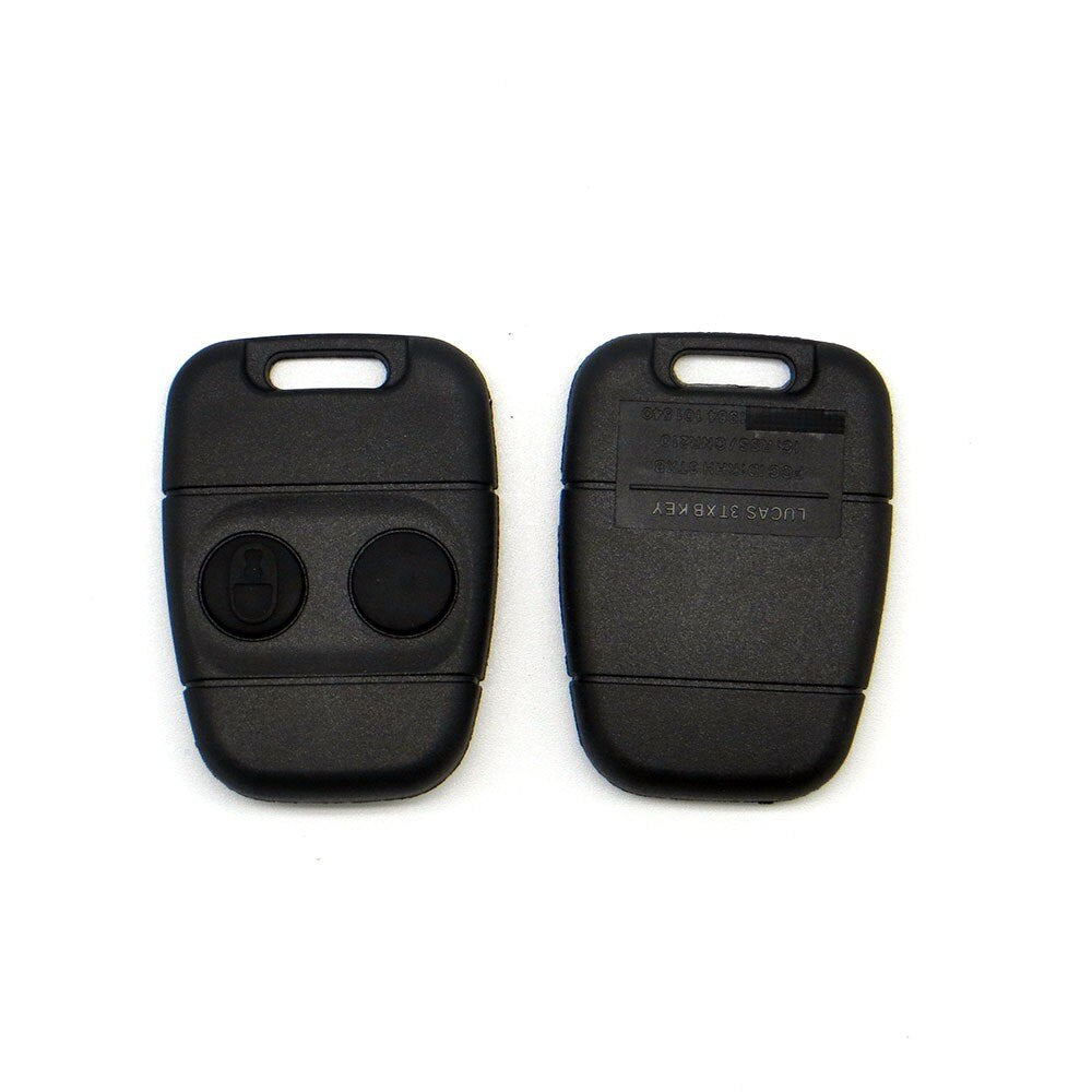 2 Button Keyless Entry Remote Key Shell Case For Land Rover Discovery 1 2 3 Freelander ZS ZR 200 400 25 45 Auto Cover - Car Diagnostic Tool