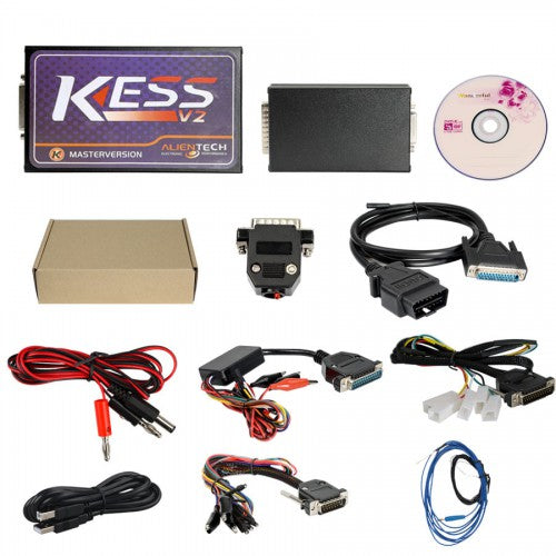 KESS V2 OBD2 Manager Tuning Kit without Tokens Limitation