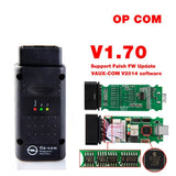 Opel OP com V1.70 Diagnostic Scanner With pic18f458 Support Update
