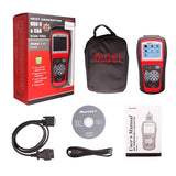 Original Autel AutoLink AL519 OBD-II And CAN Scanner Tool Multi-languages