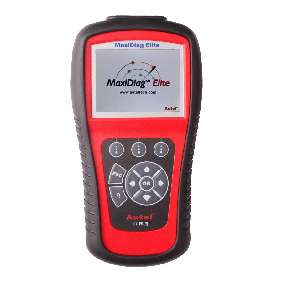 Autel Maxidiag Elite MD701 With Data Stream Function For Asia Vehicles All System Update Online - Car Diagnostic Tool