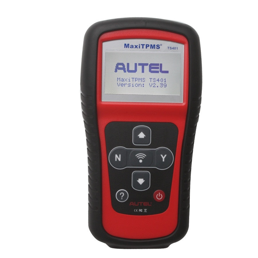 NEW Autel TPMS Diagnostic and Service Tool MaxiTPMS® TS401 V2.39 Update Online