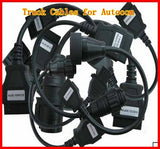 Truck Cables for Autocom CDP Truck Diagnostic Cables