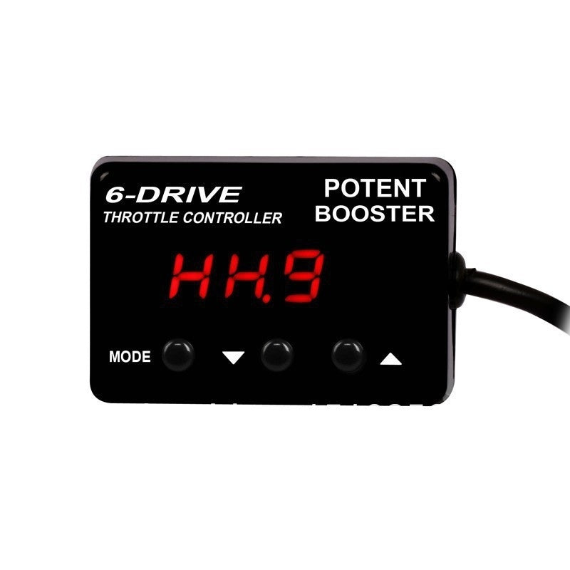potent booster,TS-517 for Chrysler 300C, DODGE CHALLENGER, NITRO, MAGNUM,Ultra-thin booster,drive eletronic throttle controller