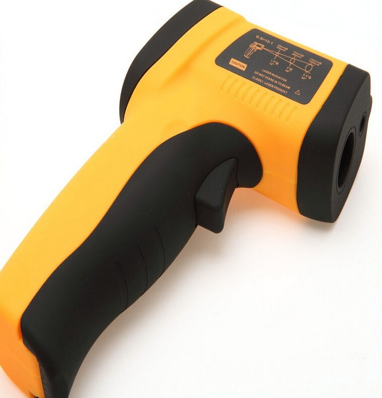 : -50°C~550°C!!!!!!! Non-Contact Digital Laser Temperature Gun IR Infrared Thermometer Sight GM550 - Car Diagnostic Tool