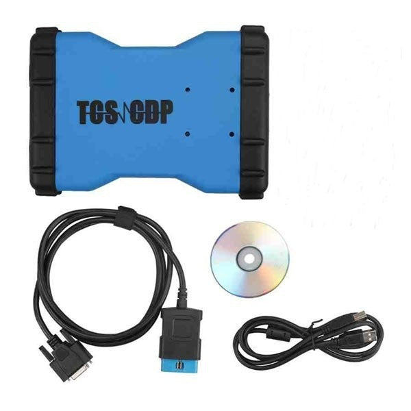 New CDP Bluetooth TCS CDP Pro+ with 2014.02