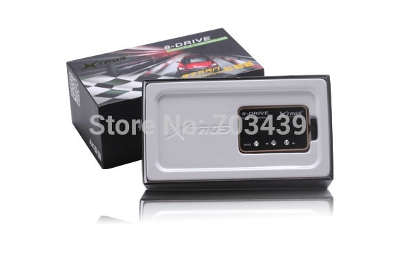 Potent Booster VI 8 Drive Electronic Throttle Controller, TS-716 for Ssangyong Actyon