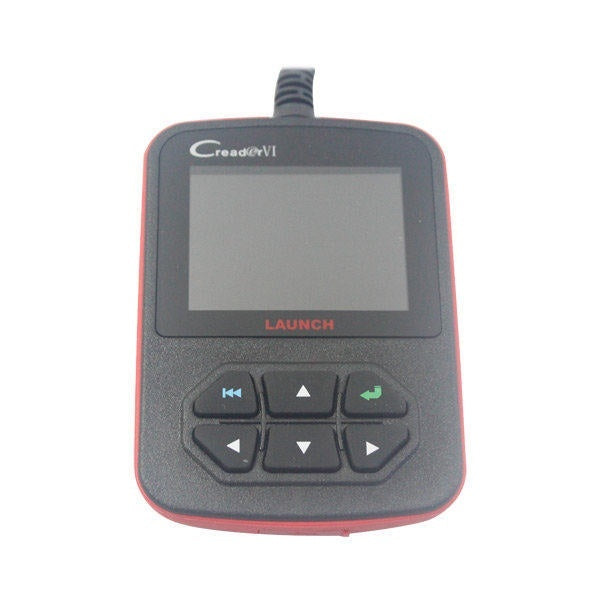 Online-Update 100% original Launch Creader 6 OBDii Code reader,Color screen Launch creader VI