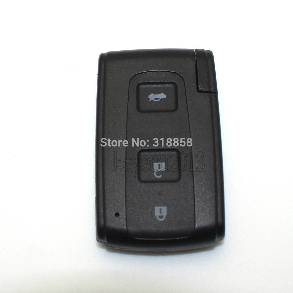 Brand New Replacement Keyless Smart Remote Shell Pad Housing Case Key Fob 3 BTN For TOYOTA AVENIS CROWN PRIUS VERSO RAV 4 - Car Diagnostic Tool