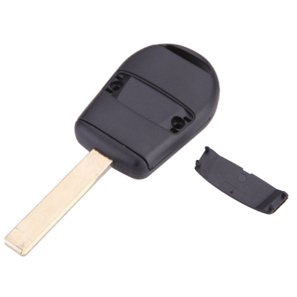 No Chip Uncut Blade Remote Car Key Shell Key Cover for Land Rover 3 Buttons Replacement Car Key Case Key Flip Fob Cover