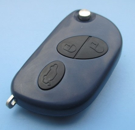 HIGH QUALITY REPLACEMENT Shell Remote Key Case 3 Button for Maserati