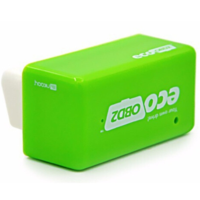 EcoOBD2 Benzine Car Chip Tuning Box Plug and Drive Eco OBD2 Economy Chip Tuning Box 15% Fuel Save