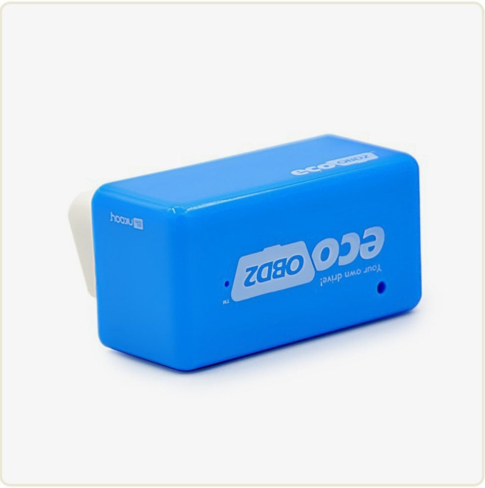 EcoOBD2 Diesel Cars Chip Tuning Box Plug and Drive OBD2 Economy Chip Tuning Box Lower Fuel and Lower Emission 15% fuel save